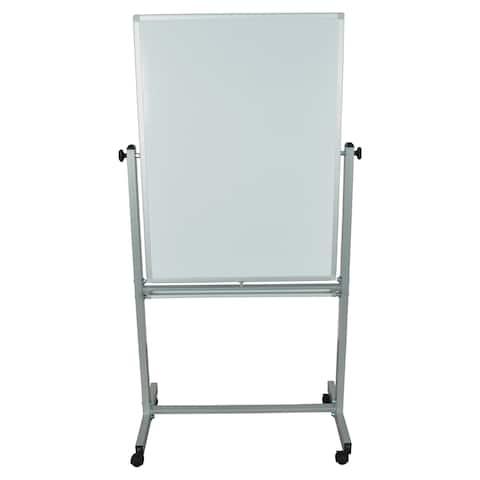 Luxor MB3040WW Reversible Magnetic Whiteboard/ Whiteboard