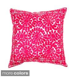 Moroccan Embroidered Prestige Pillow (Morocco)