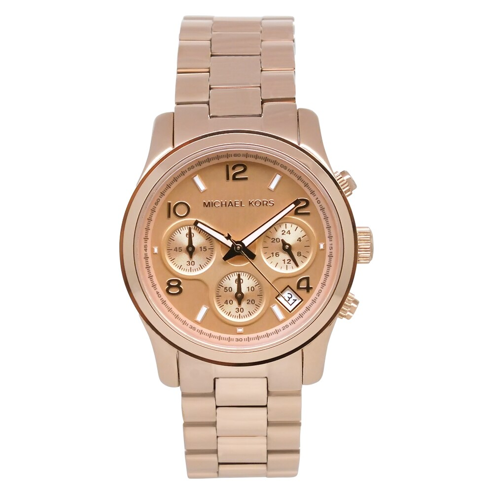 Michael Kors Women's MK5128 Classic Stainless Steel Watch...