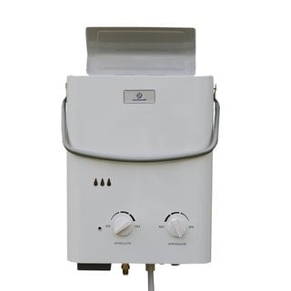 Portable Tankless Propane Water Heater