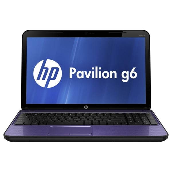 "HP Pavilion g6-2200 G6-2226NR 15.6"" LCD Notebook - AMD A-Series A4-43"