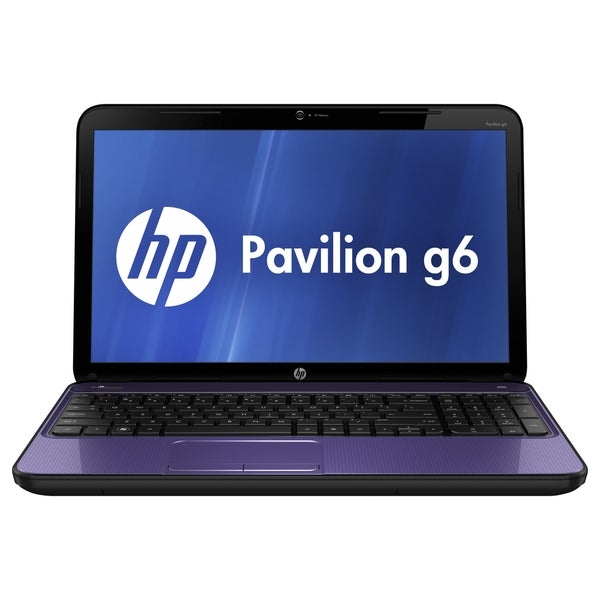 "HP Pavilion g6-2200 G6-2226NR 15.6"" LCD 16:9 Notebook - 1366 x 768 -"