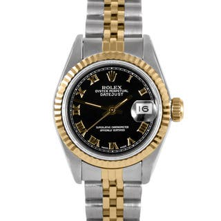 Pre-owned Rolex Women's Two-tone Datejust Watch https://ak1.ostkcdn.com/images/products/7485149/P14930156.jpg?impolicy=medium