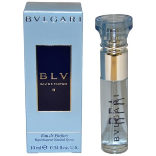 Bvlgari BLV II Women's 0.34-ounce Eau de Parfum Spray Mini