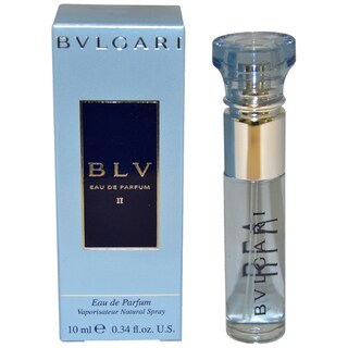 Bvlgari BLV II Women's 0.34-ounce Eau de Parfum Spray Mini