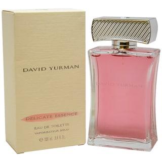 David Yurman Delicate Essence Women's 3.4-ounce Eau de Toilette Spray