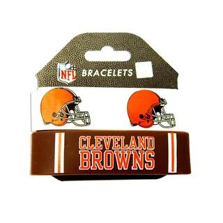NFL Rubber Wrist Bands Bracelets Set