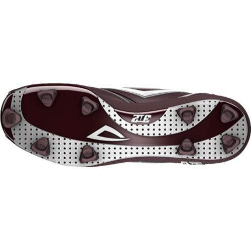Men's 3N2 HAMR Low Maroon/Silver