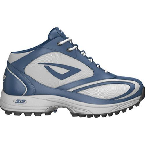 Men's 3N2 Momentum Trainer Mid Navy Blue/Grey