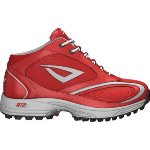 Men's 3N2 Momentum Trainer Mid Red