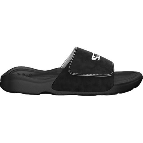 Men's 3N2 Slide Shower Sandal 2 Black