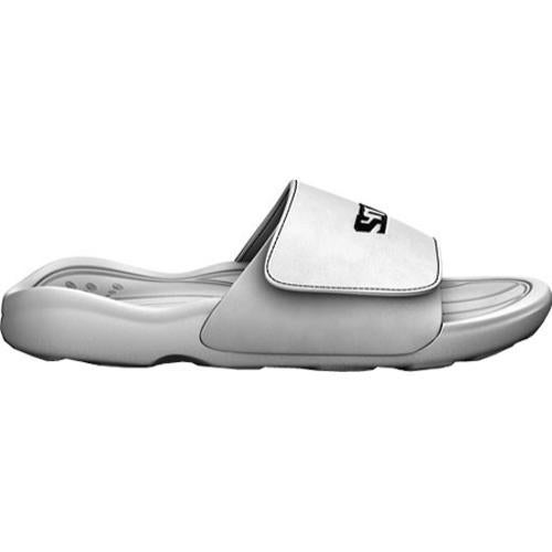 Men's 3N2 Slide Shower Sandal 2 White