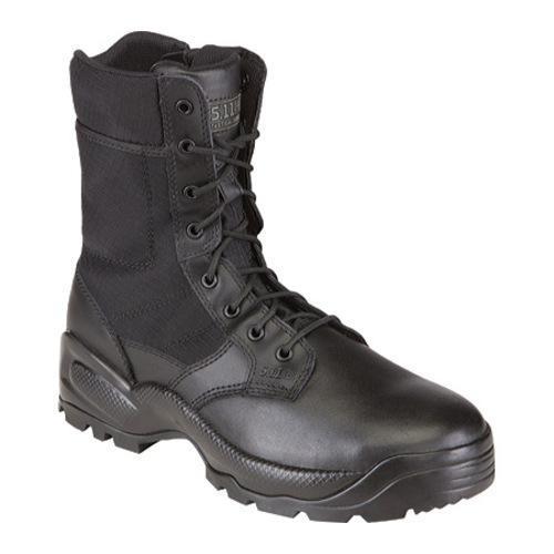 Men's 5.11 Tactical 8in Speed Boot 2.0 with Side Zip Black