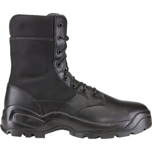 Men's 5.11 Tactical 8in Speed Boot 2.0 with Side Zip Black - Thumbnail 1