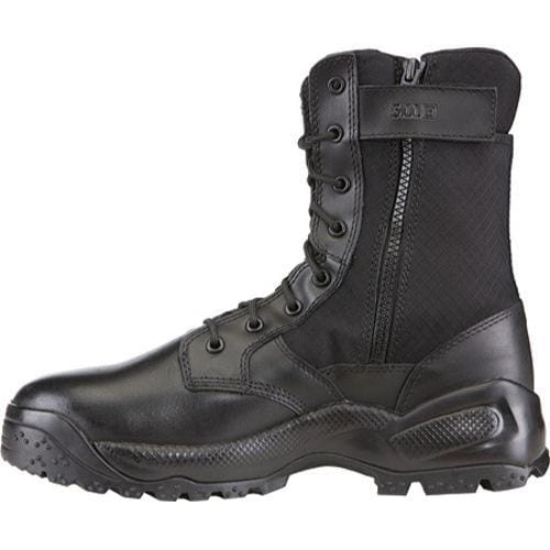 Men's 5.11 Tactical 8in Speed Boot 2.0 with Side Zip Black - Thumbnail 2