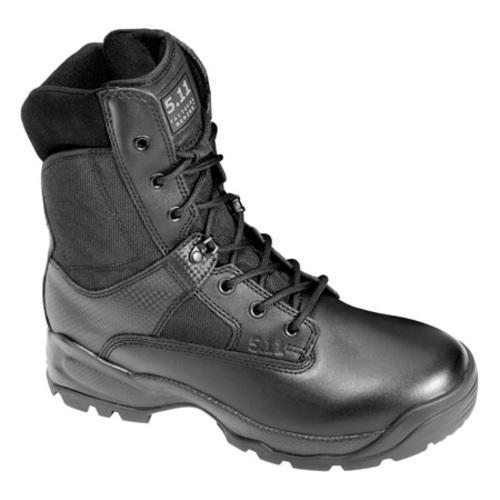 Men's 5.11 Tactical ATAC 8in Side Zip Boot Black