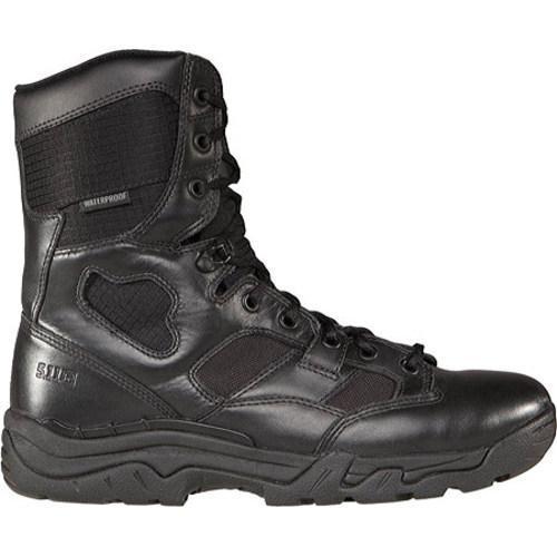 Men's 5.11 Tactical Winter Taclite 8in Black - Thumbnail 1