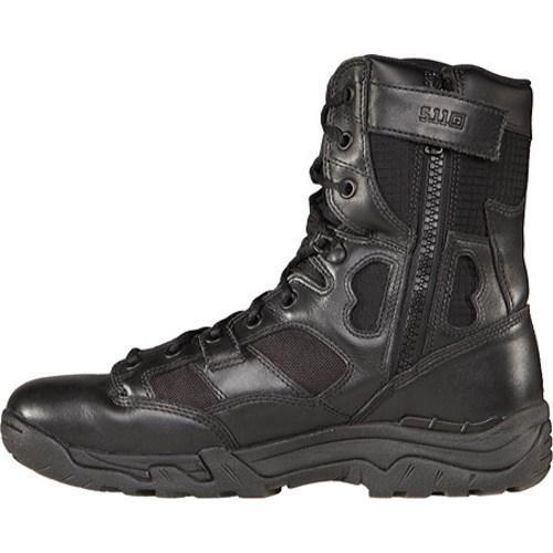 Men's 5.11 Tactical Winter Taclite 8in Black - Thumbnail 2