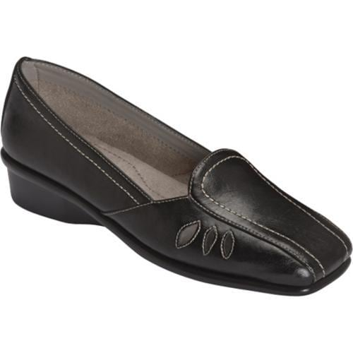 Women's Aerosoles Medieval Black Synthetic
