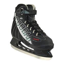 American 558 Cougar Softboot Hockey Skate Grey/Black