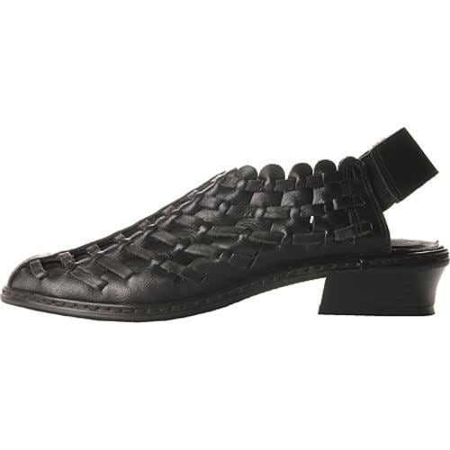 Women's Annie Lexi Black Leather