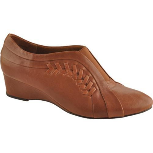 Women's Antia Shoes Cheryl Cognac Tumbled Calf Toledo