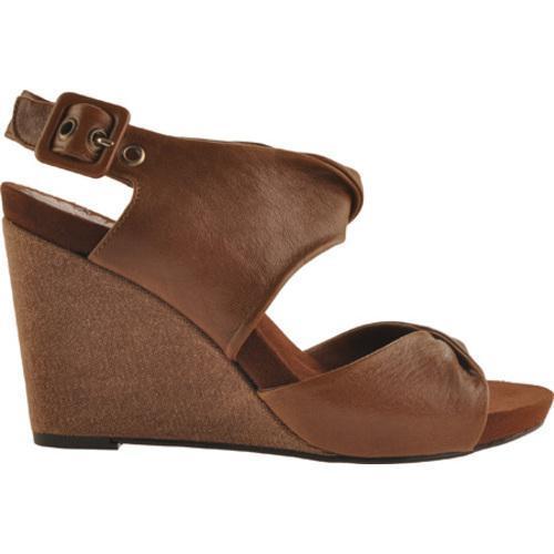Women's Antia Shoes Geneva Mocha Full Grain Waxy Light Leather - Thumbnail 1