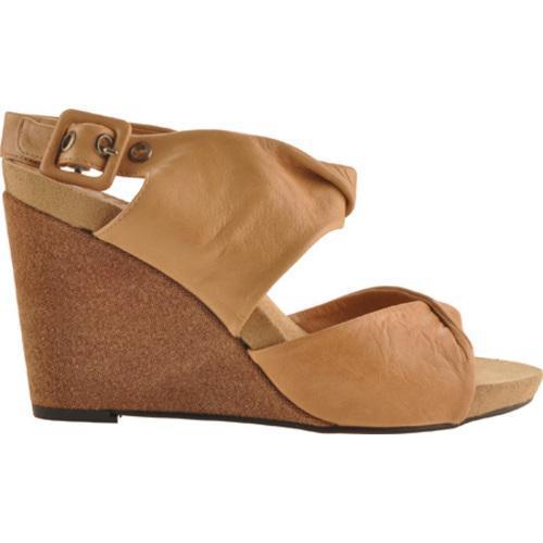 Women's Antia Shoes Geneva Sand Full Grain Waxy Light Leather