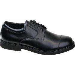 Men's Apex LT600 Oxford Black Leather - Thumbnail 0