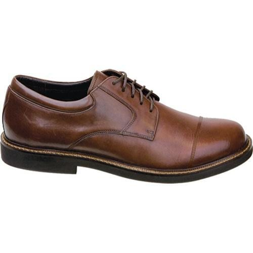 Men's Apex LT610 Oxford Brown Leather - Thumbnail 0