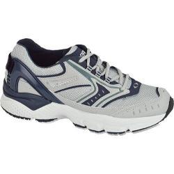 Men's Apex Rhino Runner Silver/Blue Mesh
