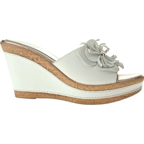 Women's Azura Narcisse White Leather