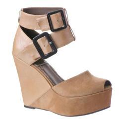 Women's Bacio 61 Curvo Brown Sugar Leather