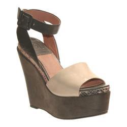 Women's Bacio 61 Piglio Crost Bone Leather