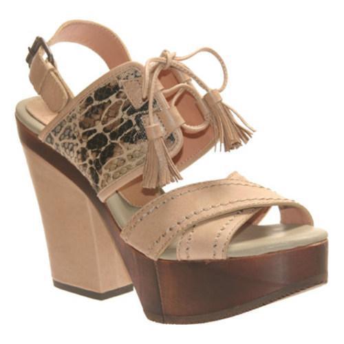 Women's Bacio 61 Soffio New Taupe Leather