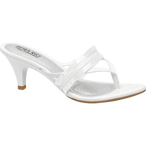 Women's Beira Rio 8137.101 Silver/White
