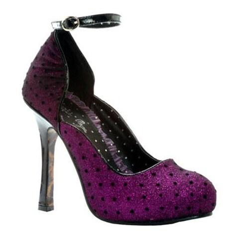 Women's Bettie Page Margo Purple