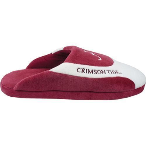 Comfy Feet Alabama Crimson Tide 07 Dark Red/White