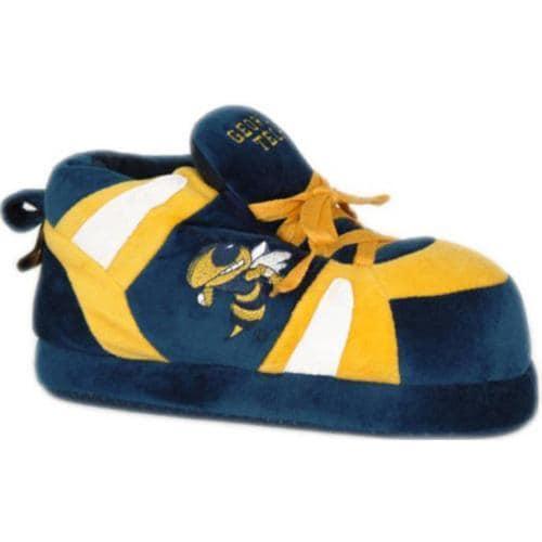 Comfy Feet Georgia Tech Yellowjackets 01 Blue/Yellow/White