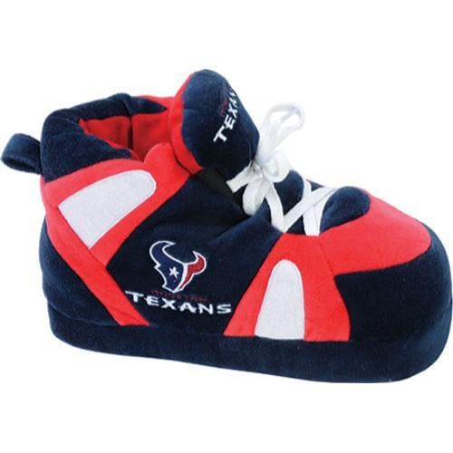 Men's Comfy Feet Houston Texans 01 Navy/Red