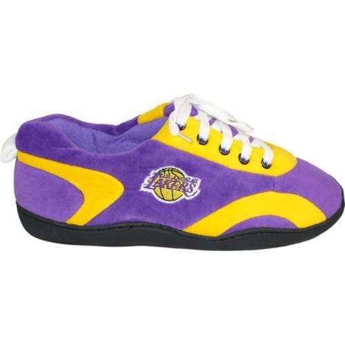 Comfy Feet Los Angeles Lakers 05 Purple/Yellow - Thumbnail 1