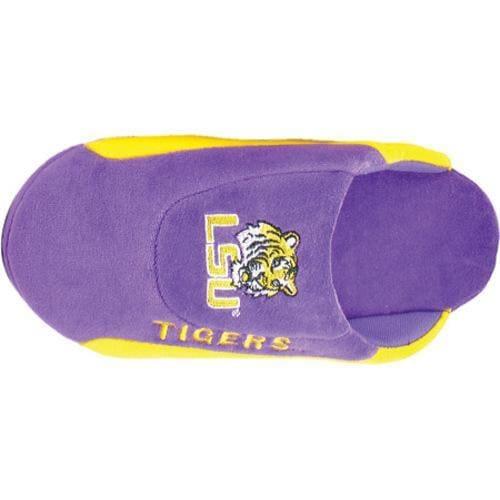 Comfy Feet Louisiana State Tigers 07 Purple/Yellow