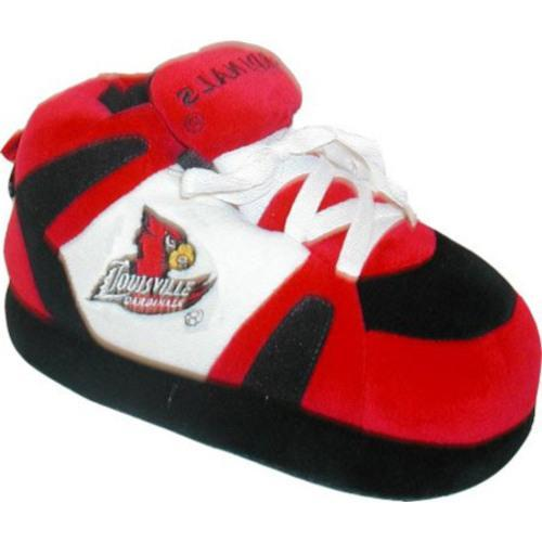 Comfy Feet Louisville Cardinals 01 Red/Black/White
