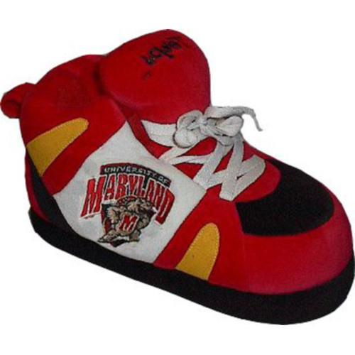 Comfy Feet Maryland Terrapins 01 Red/White/Yellow