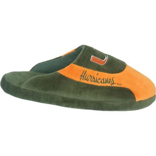 Comfy Feet Miami Hurricanes 07 Orange/Green