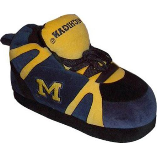 Comfy Feet Michigan Wolverines 01 Blue/Yellow