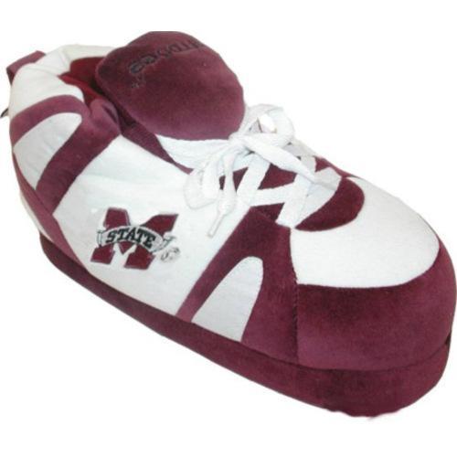 Comfy Feet Mississippi State Bulldogs 01 Burgundy/White