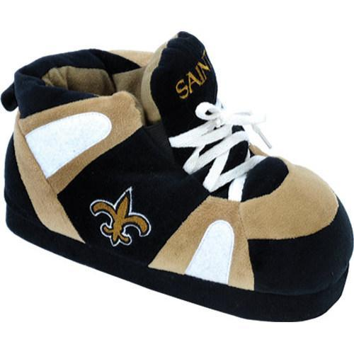 Men's Comfy Feet New Orleans Saints 01 Gold/Black