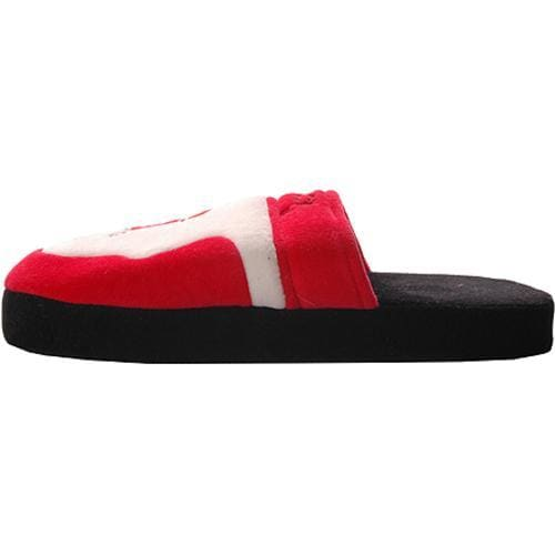 Comfy Feet North Carolina State Wolfpack 02 Red/White/Black