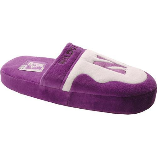 Comfy Feet Northwestern Wildcats 02 Purple/White - Thumbnail 0